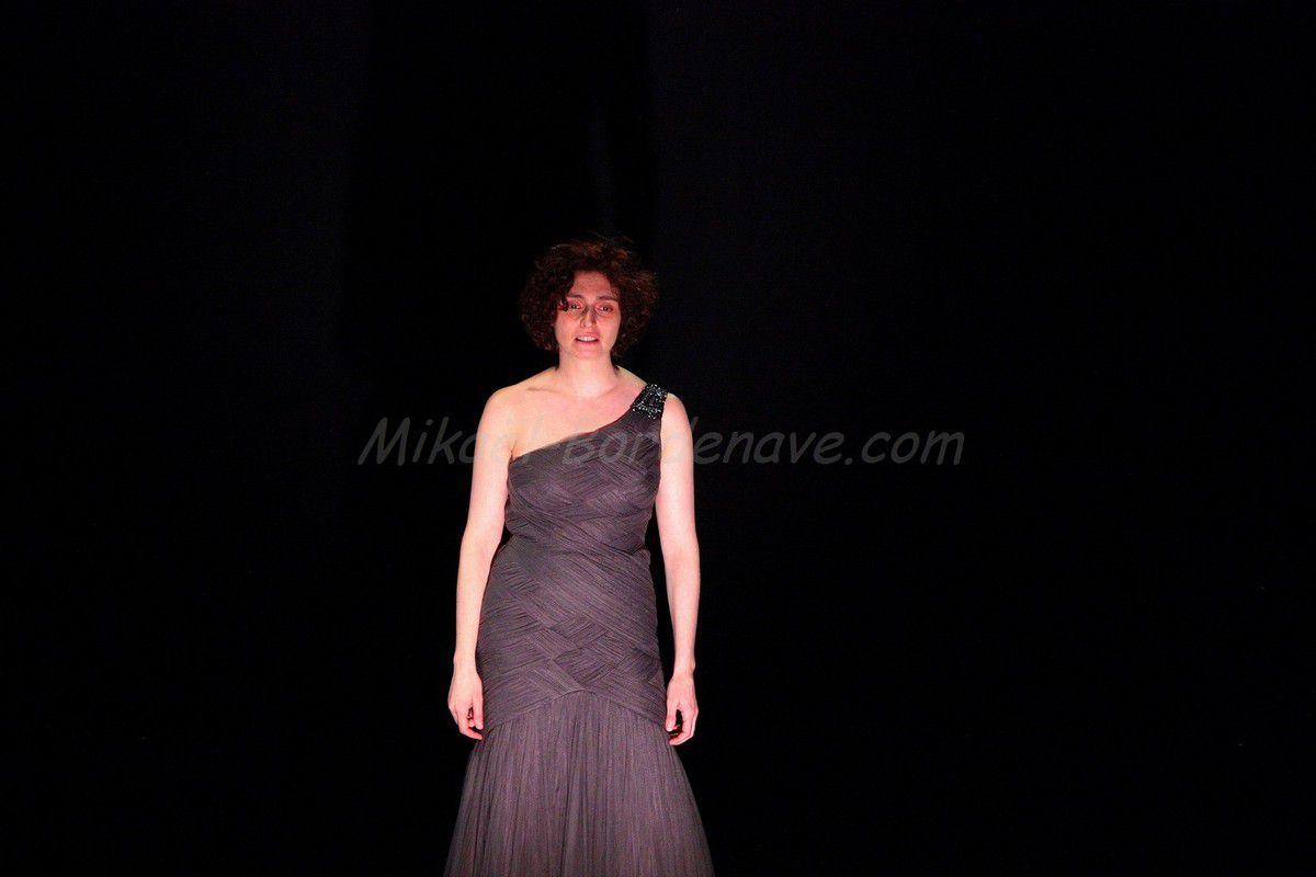 - Anne Rebeschini au Théâtre du Pavé à Toulouse