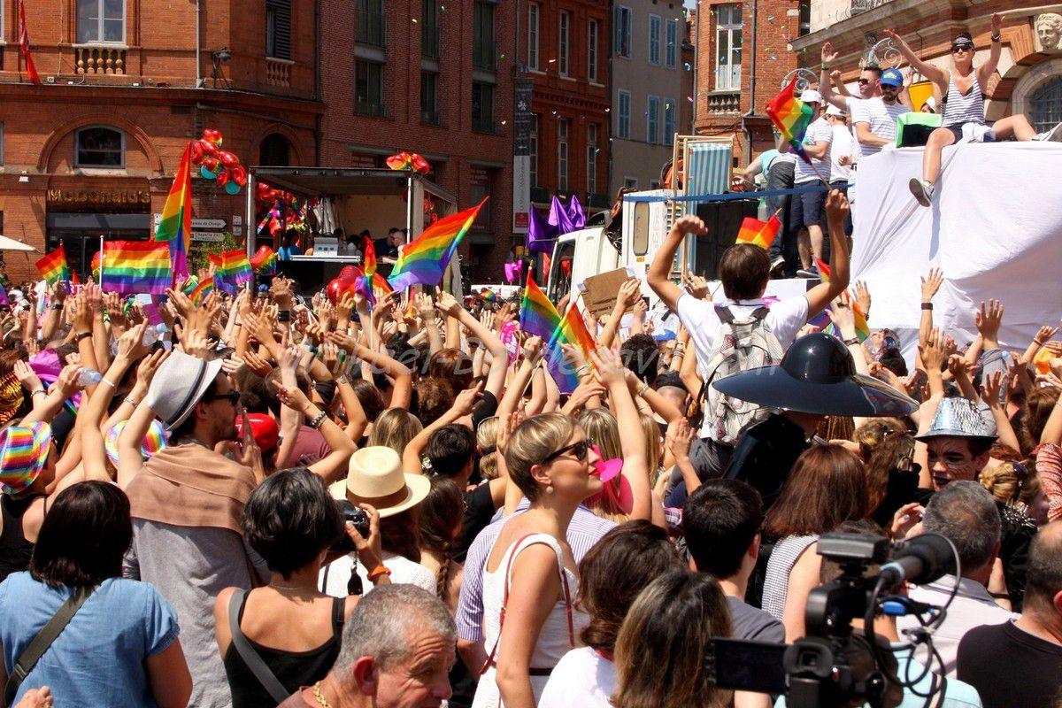 - Gaypride 2013 à Toulouse