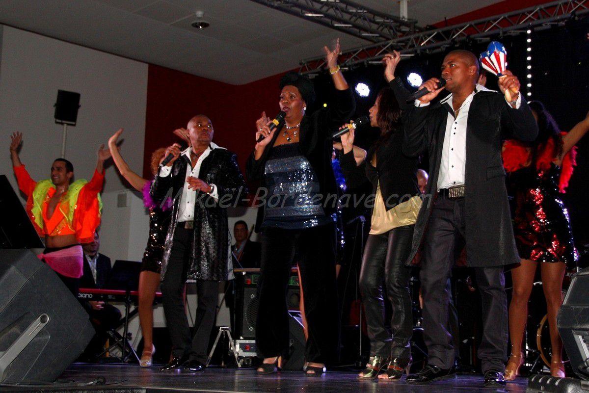 - Salsa de Rey à Toulouse en 2012