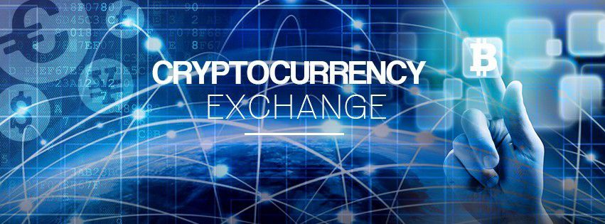 cryptocurrency exchange services