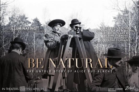 Be Natural: The Untold Story of Alice Guy-Blaché filme completo dublado  baixar - pelikulasgratis.over-blog.com