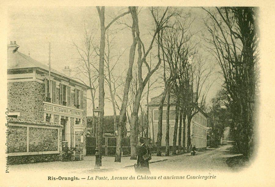 La Conciergerie a été détruite en 1906