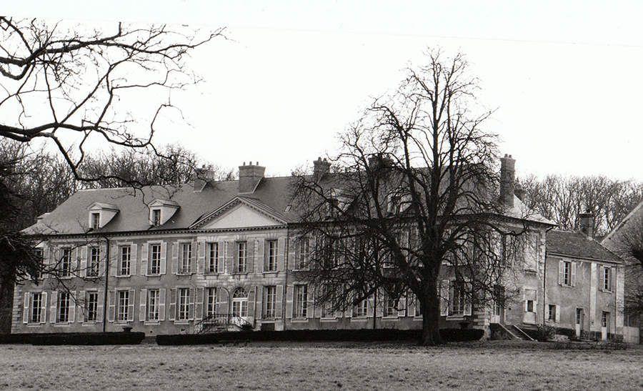 Château de Trousseau © GRHL