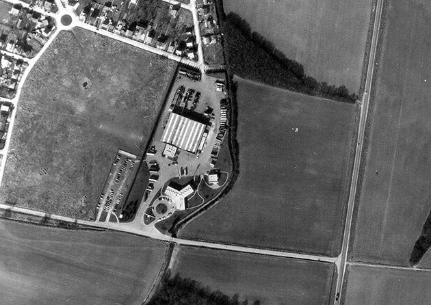 Fruehauf et ses environs dans les années 60