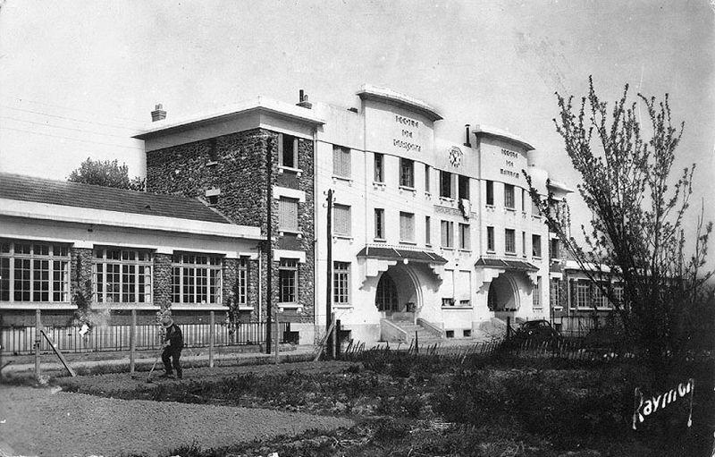 L'école Jules Boulesteix (Ancienne école du Domaine ou école du Plateau)