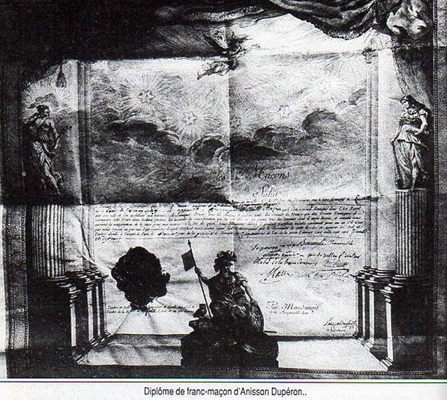 ANISSON-DUPÉRON (1749-1794)
