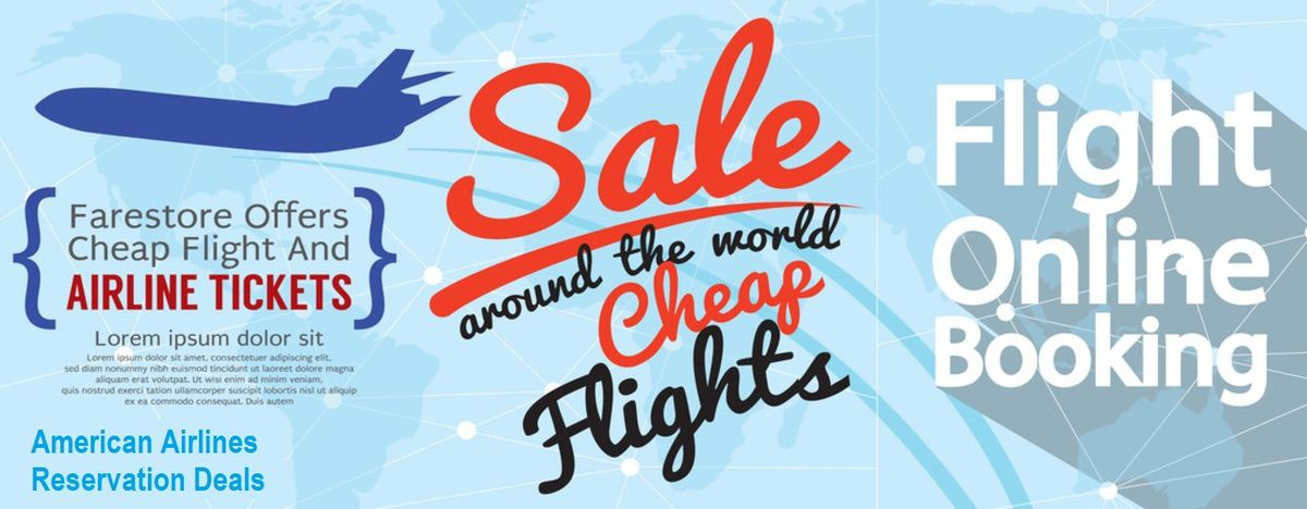 American airlines reservations deals