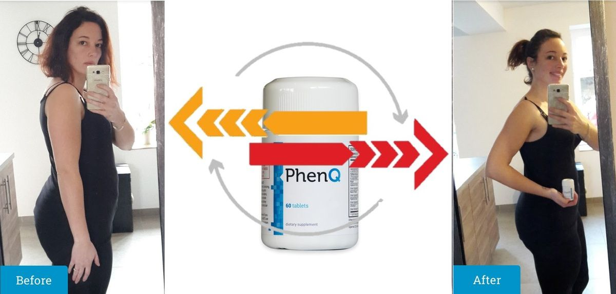 PhenQ Before and After Results in 30 Days   Achieve Your Dream Body