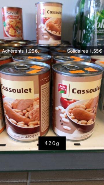 Cassoulet - 420g