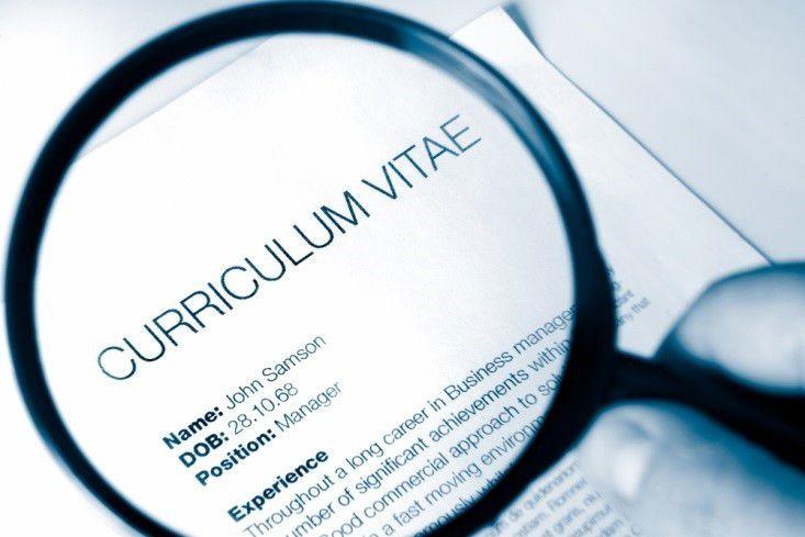 CV đầy đủ thông tin, trình bày súc tích sẽ gây ấn tượng với nhà tuyển dụng