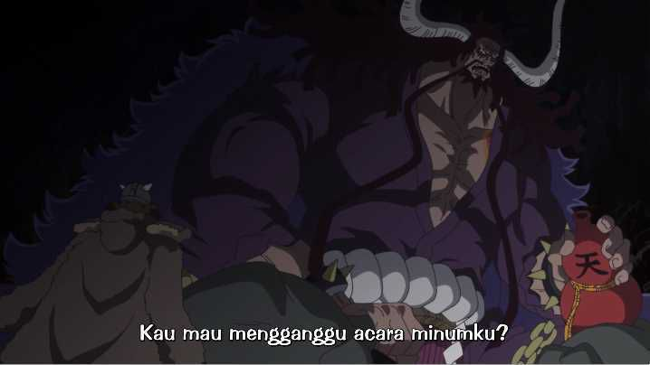 One Piece Episode 887 Subtitle Indonesia