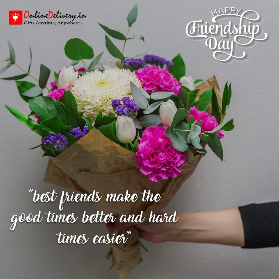 The Most Beautiful Friendship Day Flowers Are Available