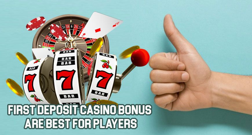 First Deposit Casino Bonus Are Best For Players Olivecasino Over