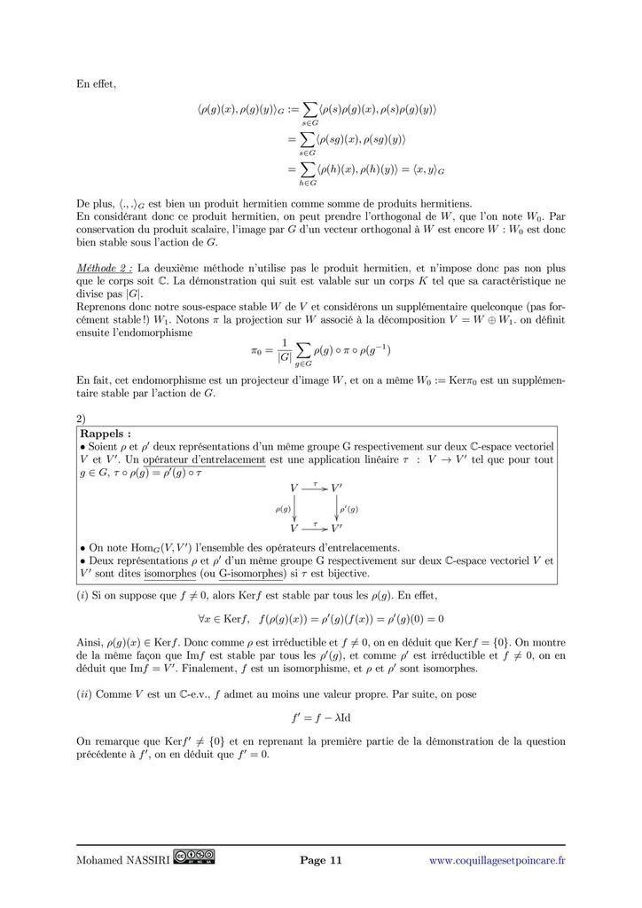 154 - Sous-espaces stables par un endomorphisme ou une famille d'endomorphismes d'un espace vectoriel de dimension finie. Applications.