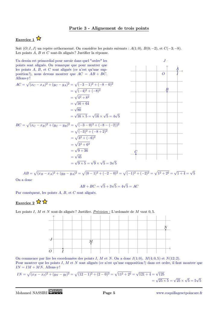 Calvaire n°2 - Correction Calvaire n°2