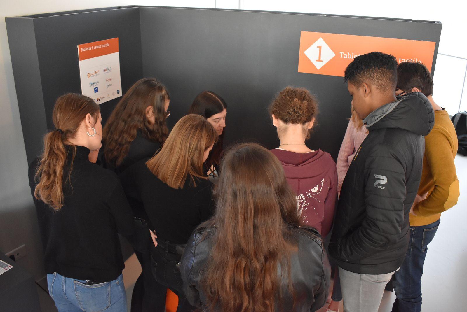 Sortie pédagogique à l'Université de Lille