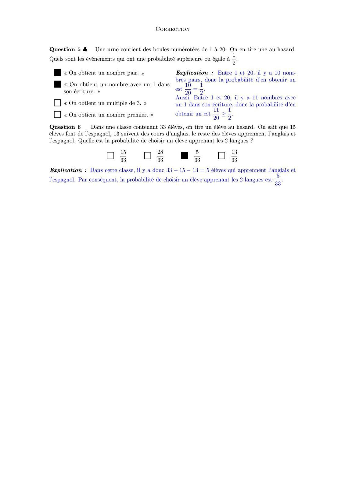 Supplice n°17 - Correction Supplice n°17