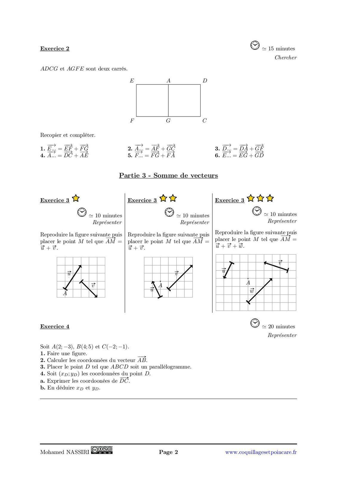 Calvaire n°8-Correction Calvaire n°8