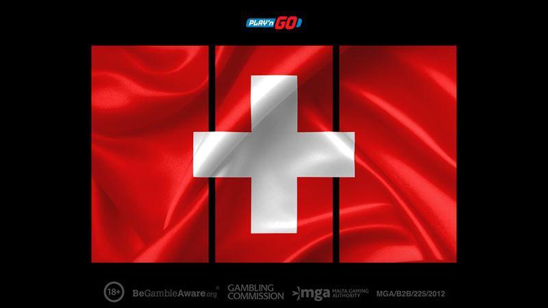 Play'n Go sur le marché des jeux de casino en ligne légal en Suisse