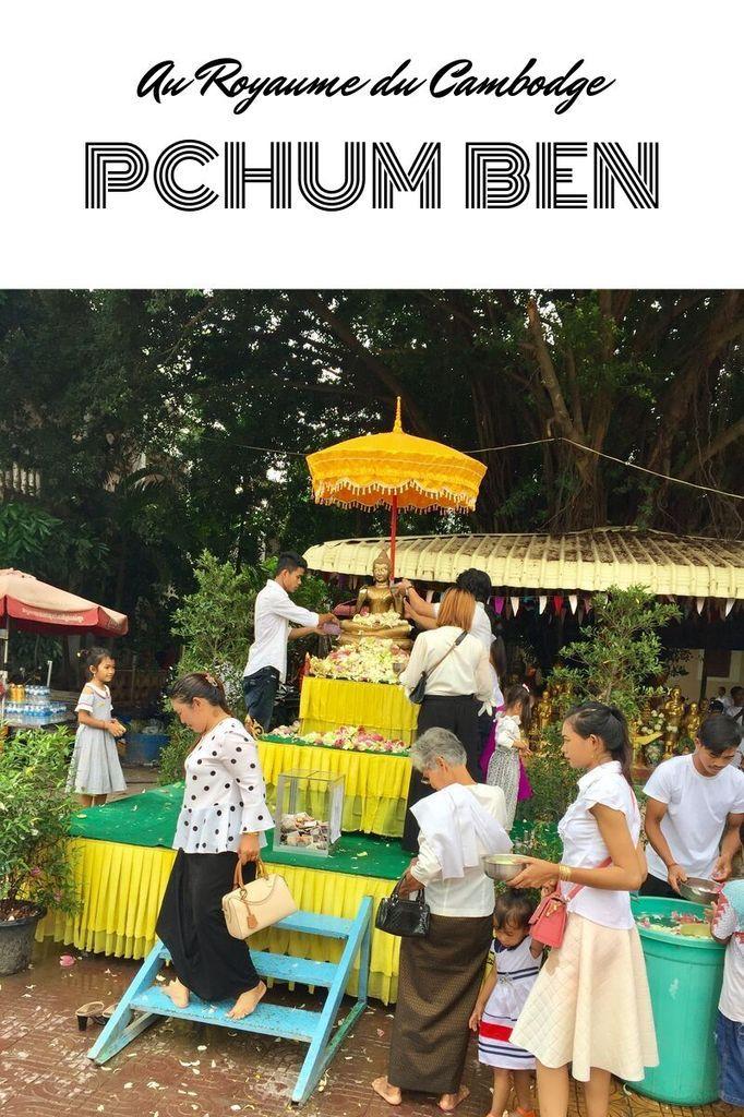 Pchum Ben, la fête de la rédemption