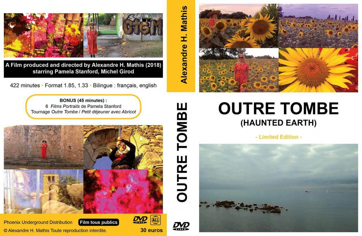 Outre Tombe (Haunted Earth) en DVD