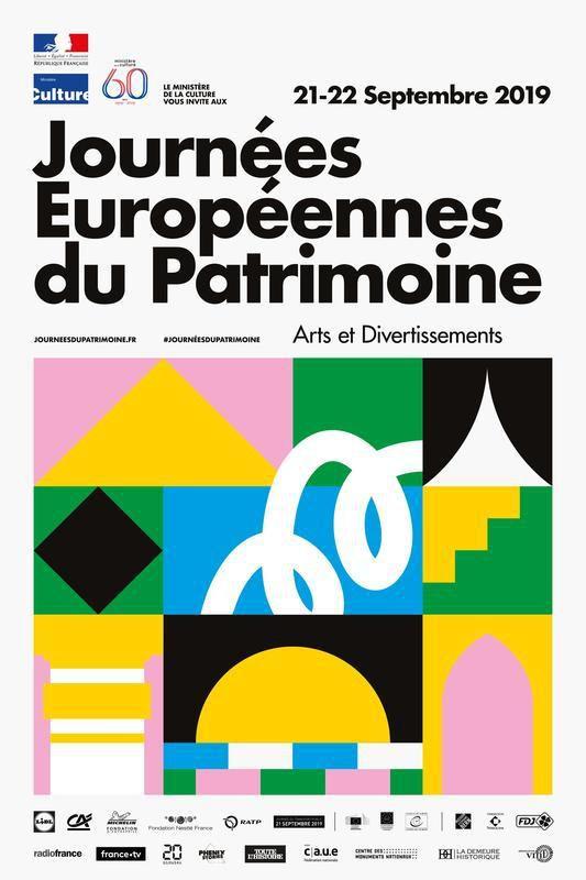 Piriac - Journées Européennes du Patrimoine  21 & 22 septembre 2019