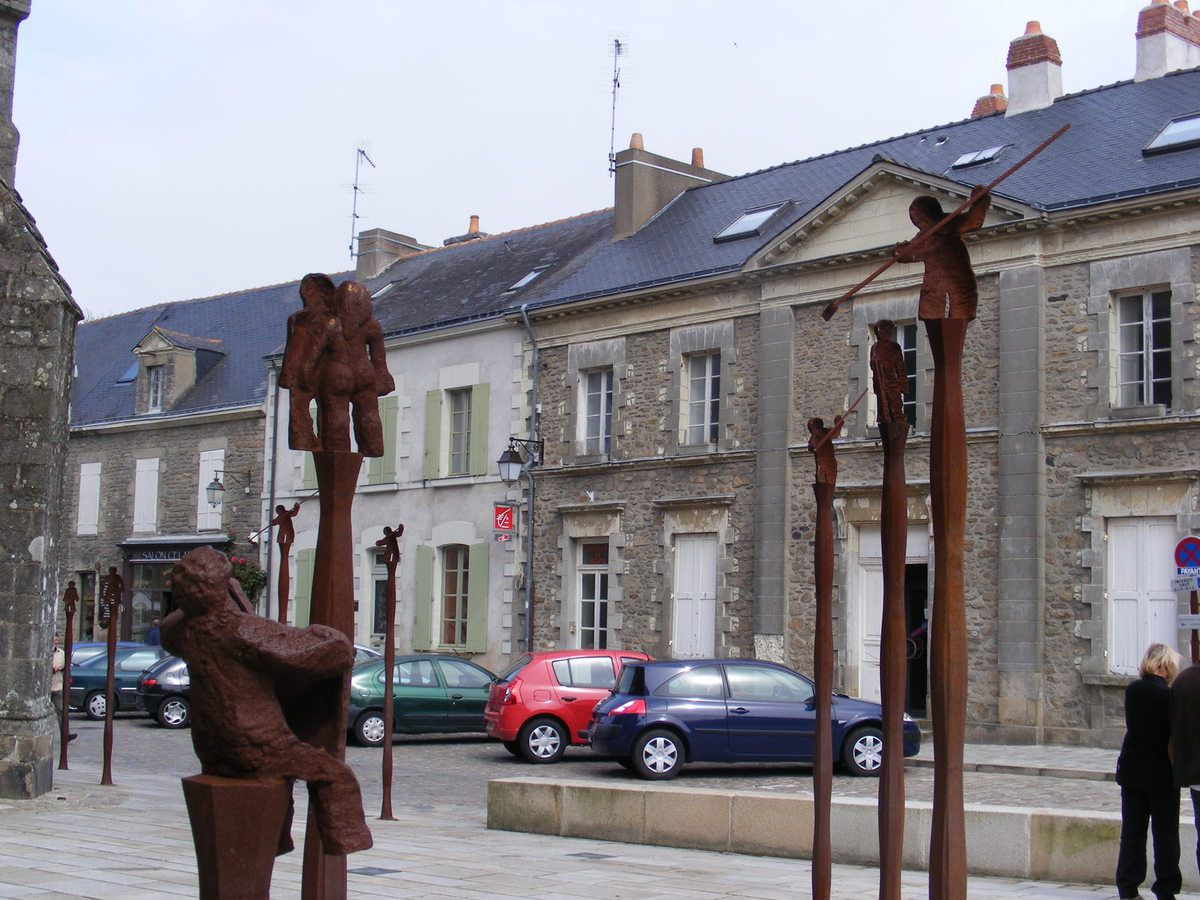 Rues de Guérande - 3