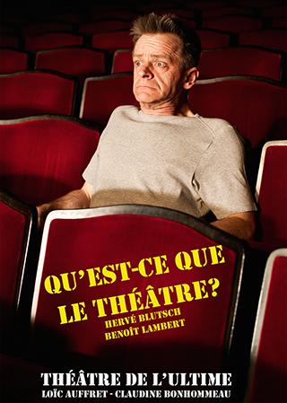 Saint-Lyphard - Qu'est-ce que le théâtre ? - Mardi 17 mars 2020