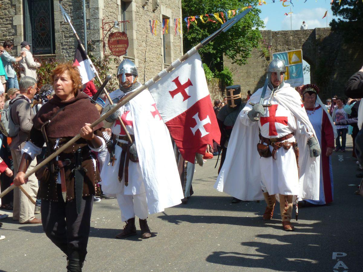 Guérande -  Manifestation annulée - Appel à bénévoles pour la fête médiévale des 6 et 7 juin 2020
