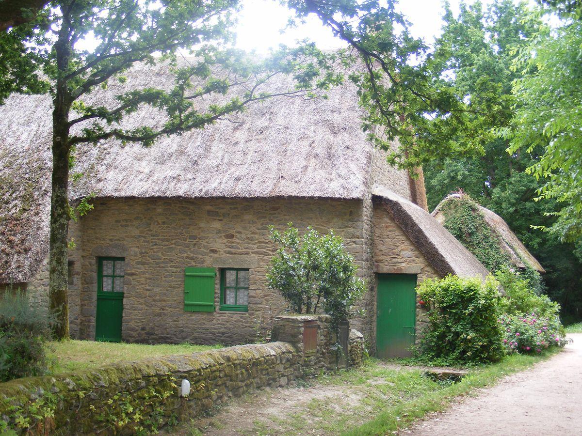 © MLR - Village de Kerhinet - Ensemble en presqu'ile de Guérande