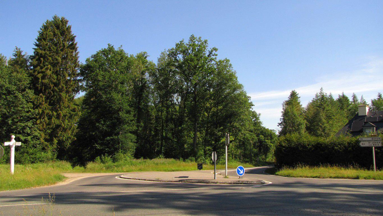 la maison forestière du Puits d'Orléans