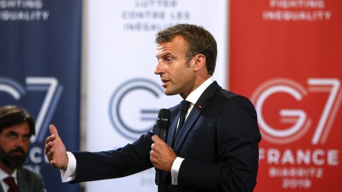 Emmanuel Macron invité du 20h00 de France 2 ce soir
