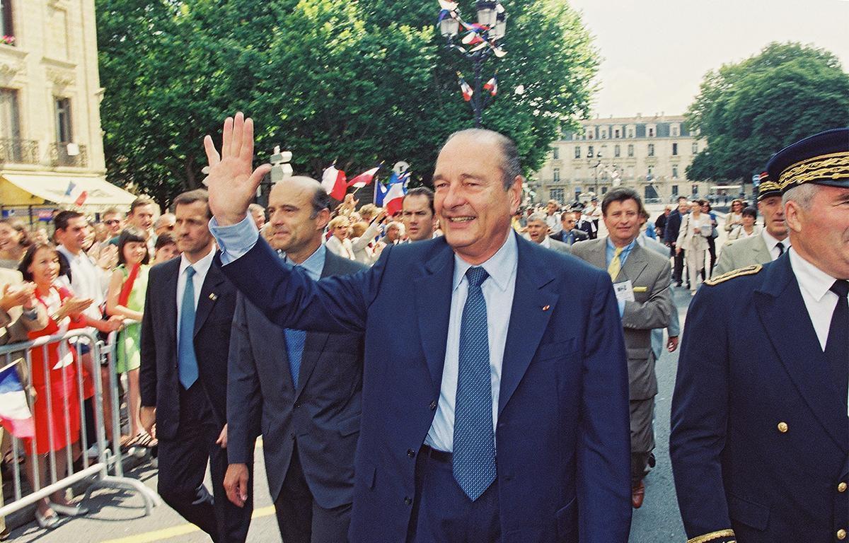 Quel lieu de Bordeaux portera le nom de Jacques Chirac?