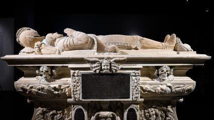 """Le philosophe Michel de Montaigne repose """"vraisemblablement"""" bien dans un musée de Bordeaux"""