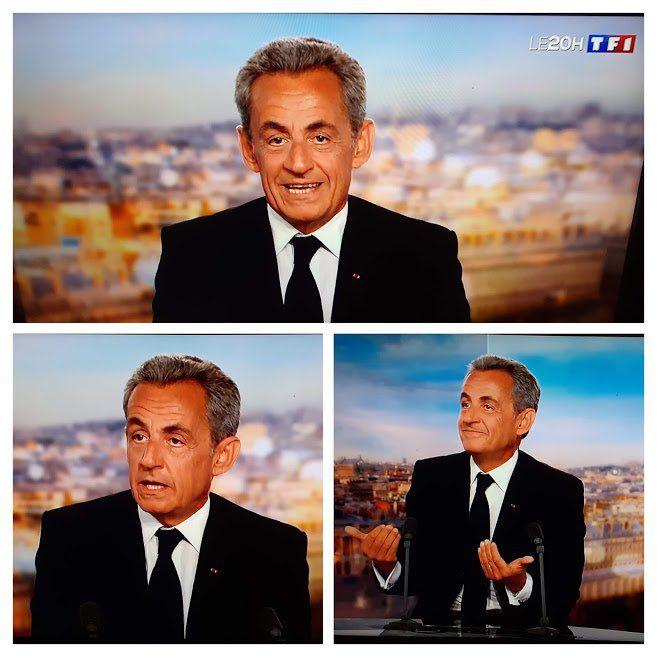 """Nicolas Sarkozy : """"« Je ne me prépare pas à un retour. J'ai tourné la page de la vie politique.»"""
