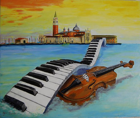 Voyage musical sur la mer