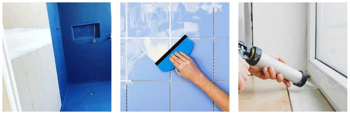 Waterproofing and Plumber Services