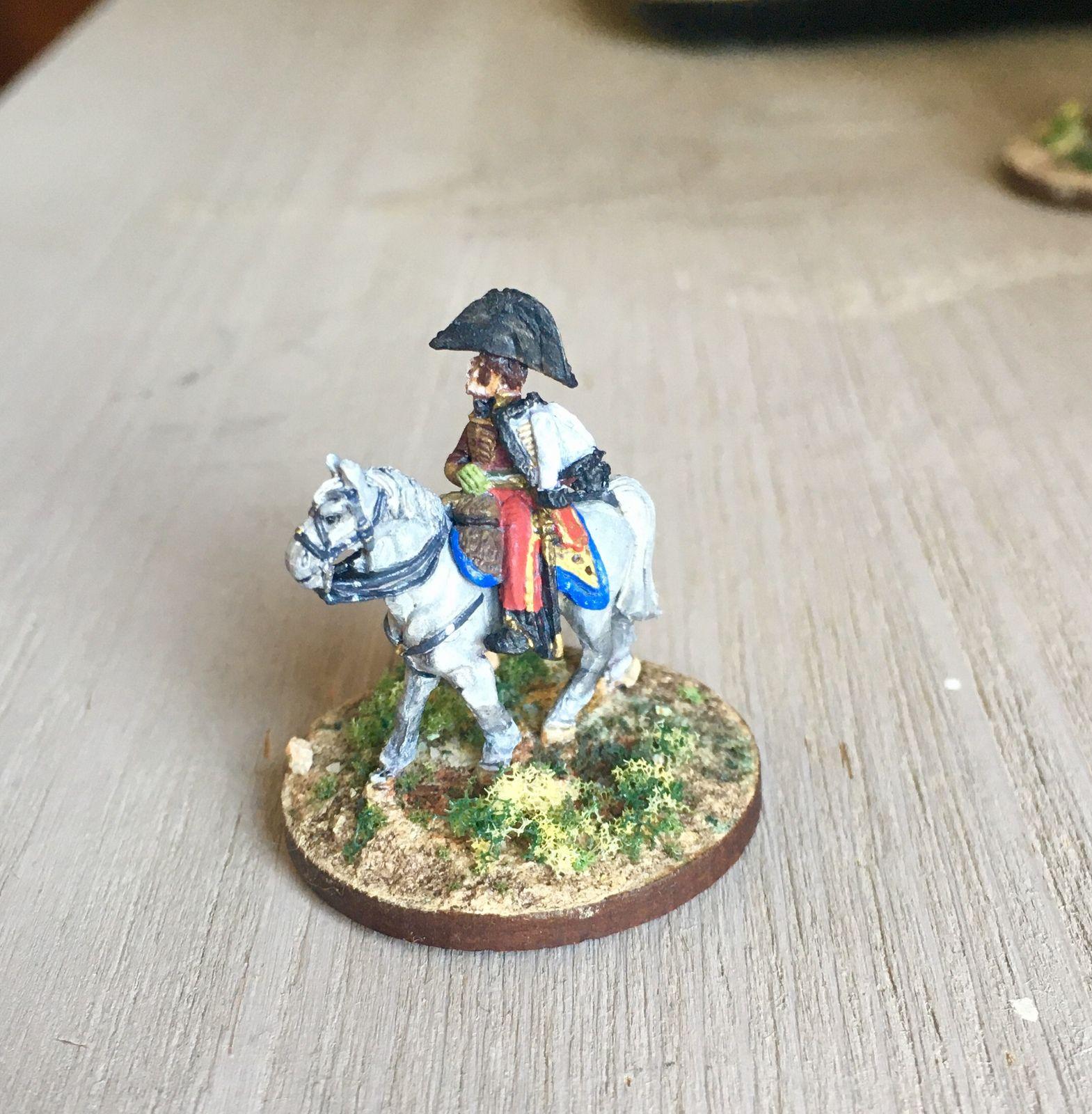 Un général de cavalerie légère Old Glory...