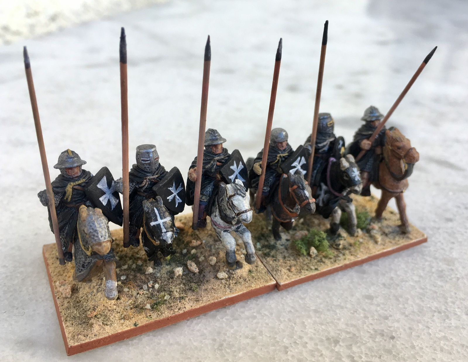 Figurines Legio Heroica