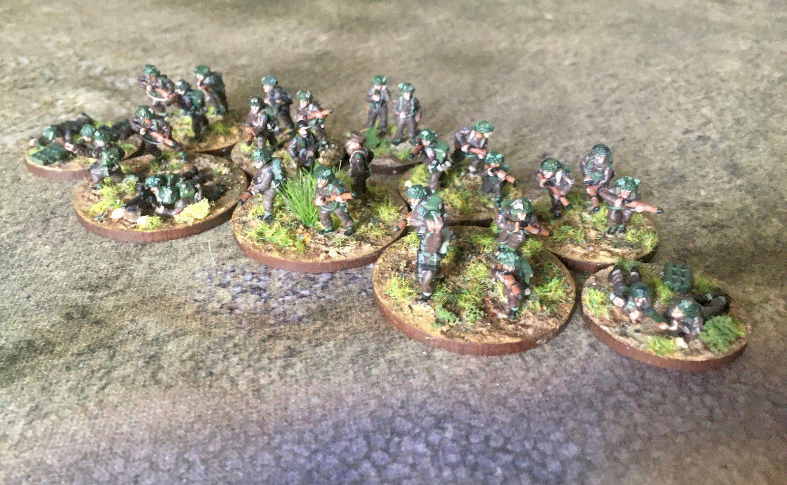 Resoclage pour Blitzkrieg !
