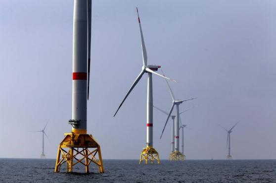 Parc éolien en baie de Saint-Brieuc. L'année 2020 s'annonce décisive pour Ailes Marines