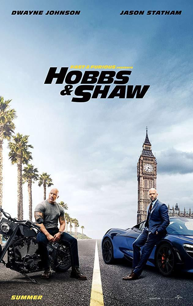 Stream new movies free Fast & Furious Presents: Hobbs & Shaw