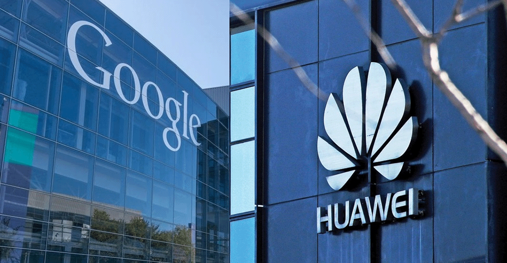 Accords Google - Huawei