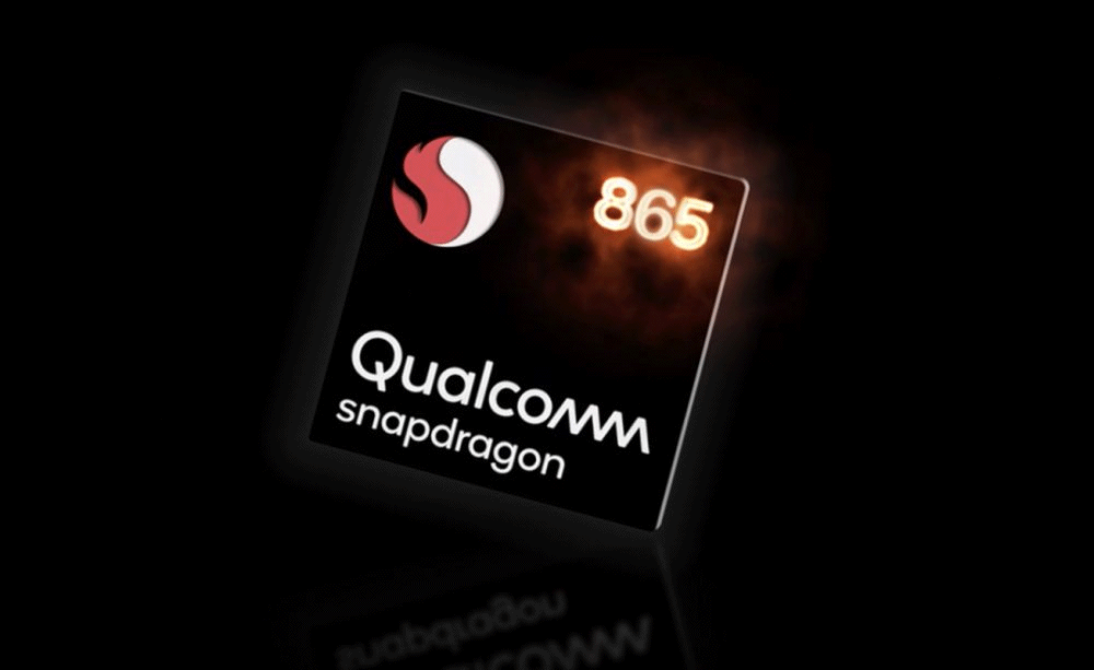 le Soc Snapdragon 865