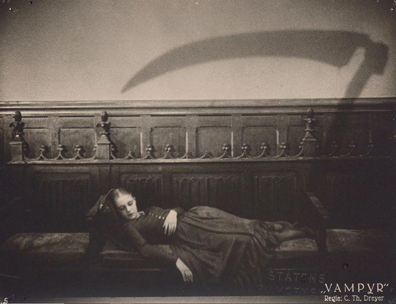 🎬 CARL THEODOR DREYER - VAMPYR OU L'ÉTRANGE AVENTURE DE DAVIS GRAY (1932)