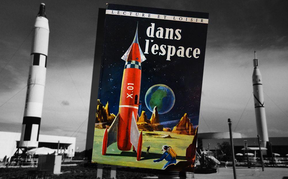 📚 CLAUDE APPELL - DANS L'ESPACE (1959)