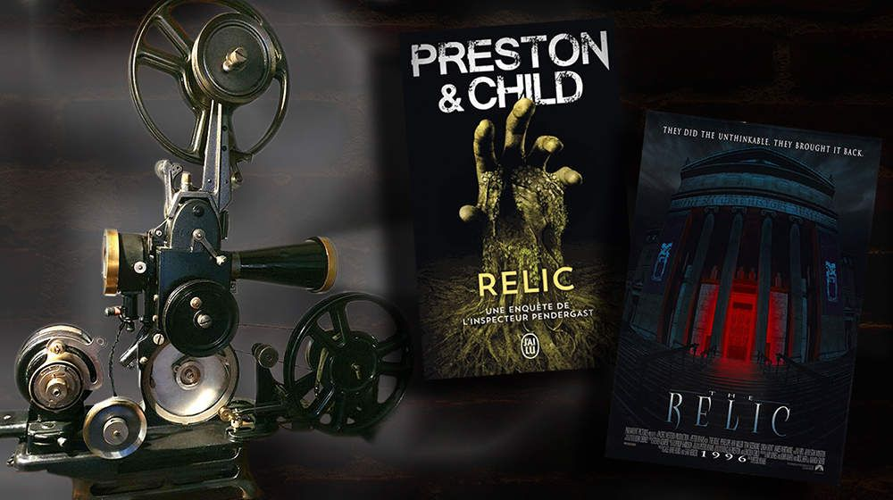 [RÉCIT/ADAPTATION] PRESTON & CHILD - SÉRIE PENDERGAST T1 : RELIC  (1995)