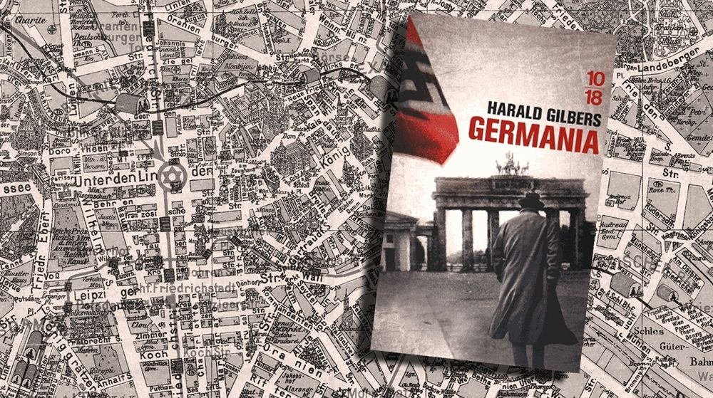 📚 HARALD GILBERS - OPPENHEIMER T1 GERMANIA (2013)