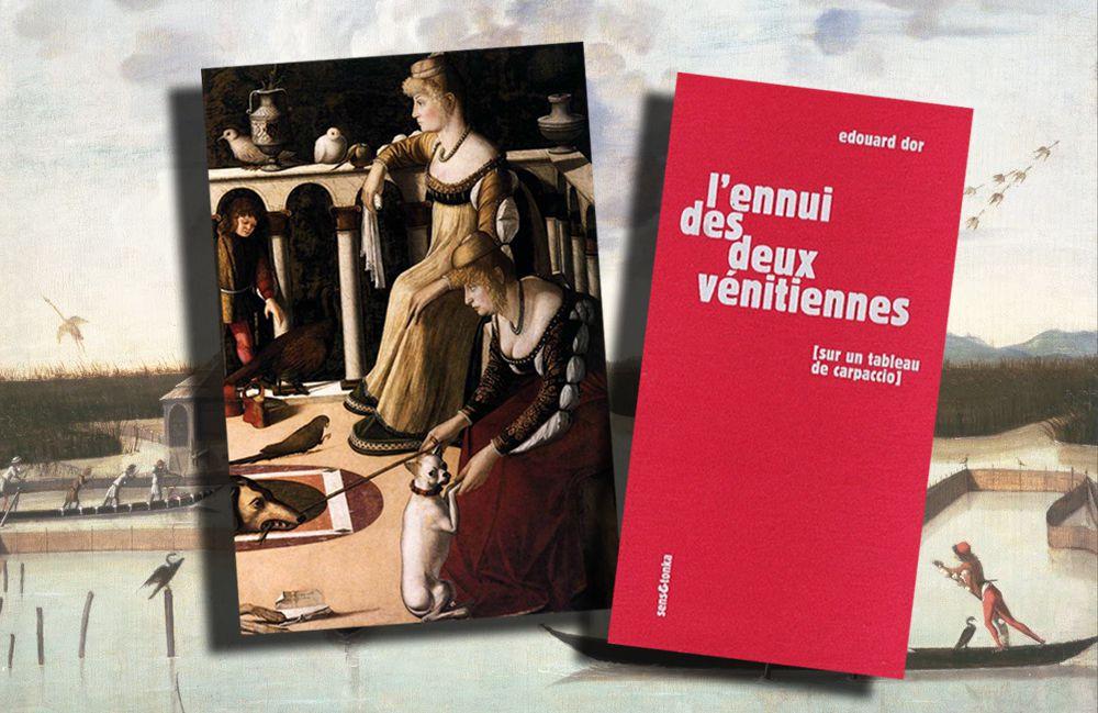 LES DEUX DAMES VÉNITIENNES, TABLEAU DE VITTORE CARPACCIO (CA1490-1495)