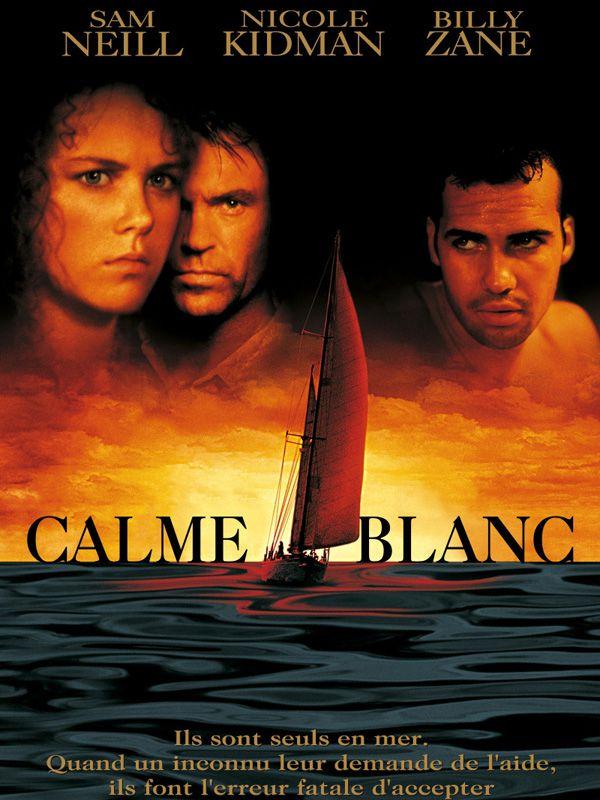 Calme Blanc, Affiche du Film
